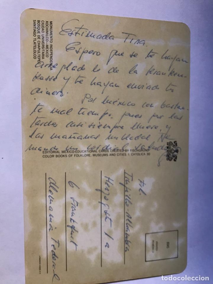 Postales: 14 postales de México - Foto 2 - 144546468