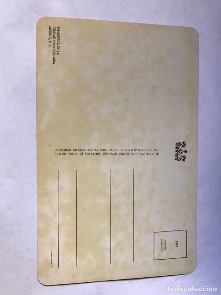 Postales: 14 postales de México - Foto 6 - 144546468