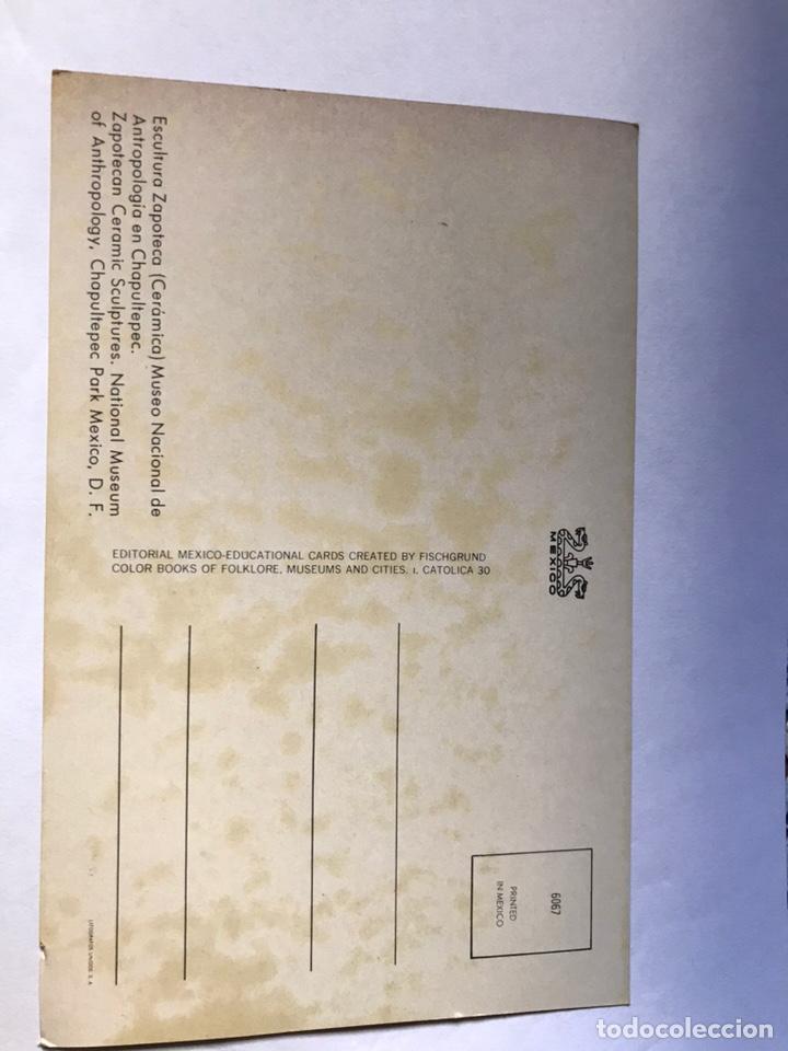 Postales: 14 postales de México - Foto 8 - 144546468
