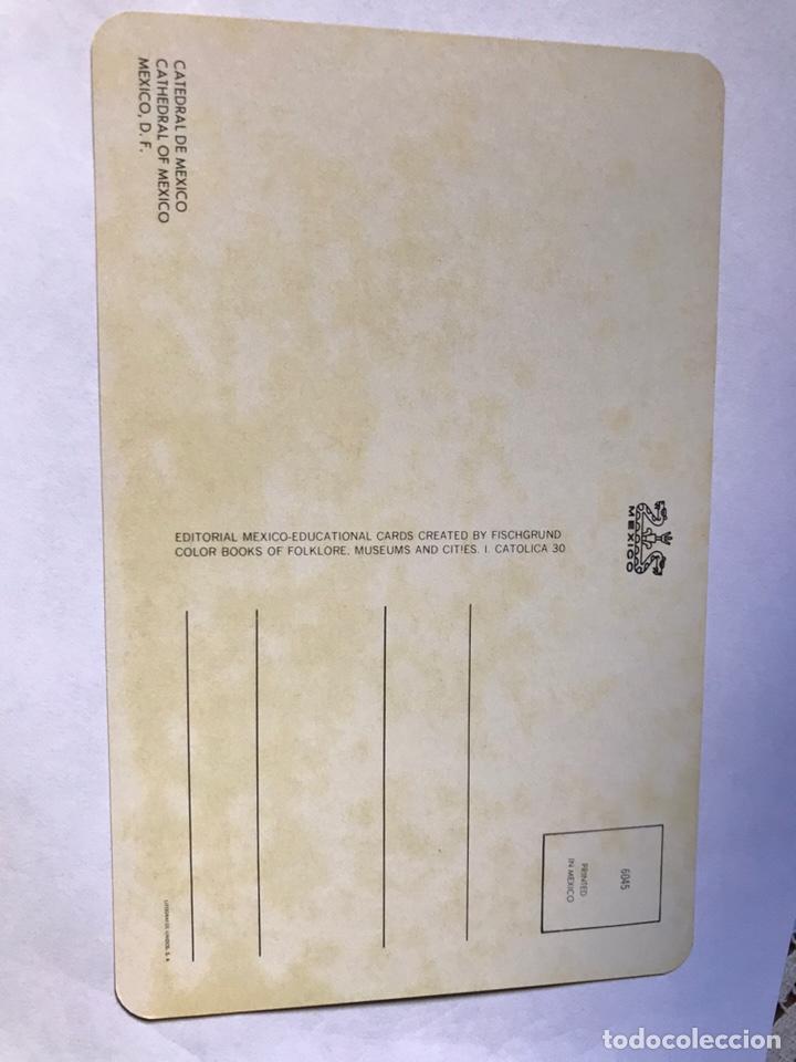 Postales: 14 postales de México - Foto 10 - 144546468