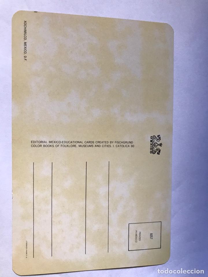 Postales: 14 postales de México - Foto 12 - 144546468