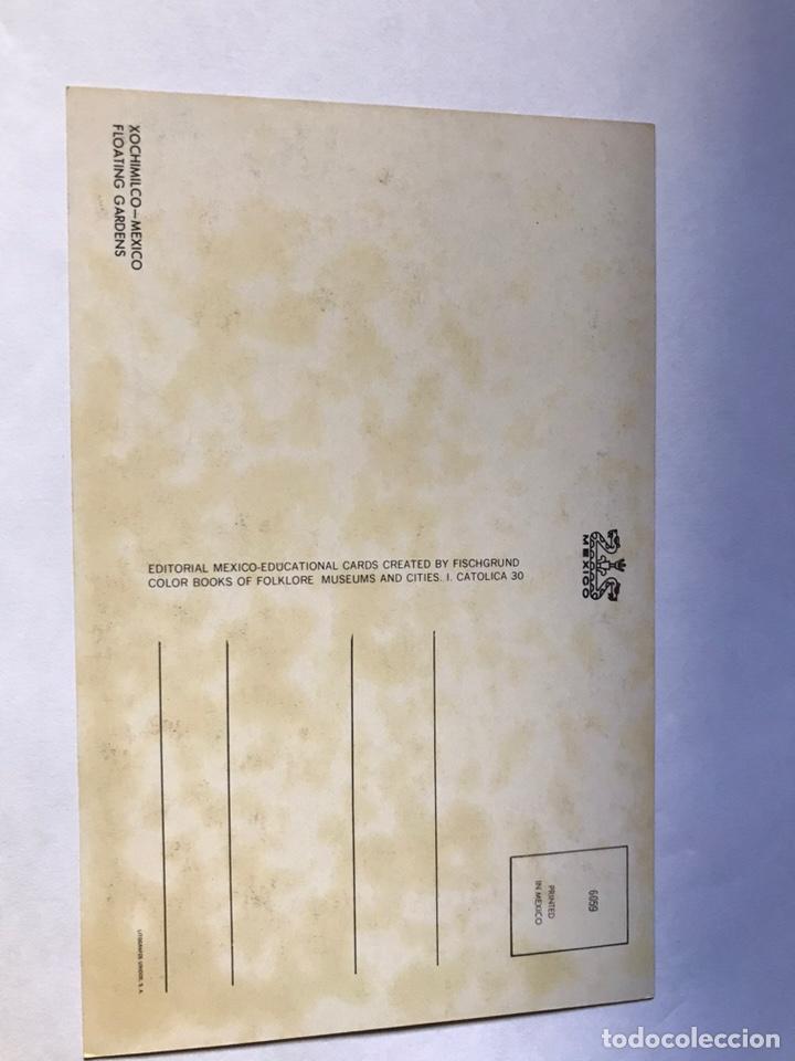 Postales: 14 postales de México - Foto 16 - 144546468
