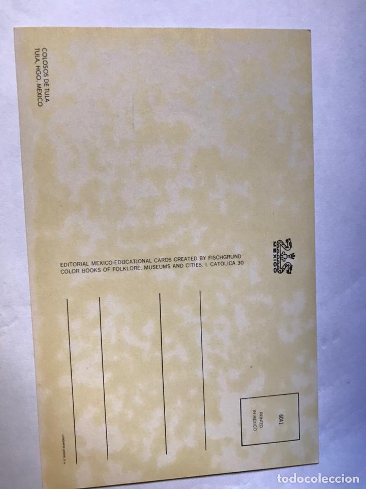 Postales: 14 postales de México - Foto 24 - 144546468
