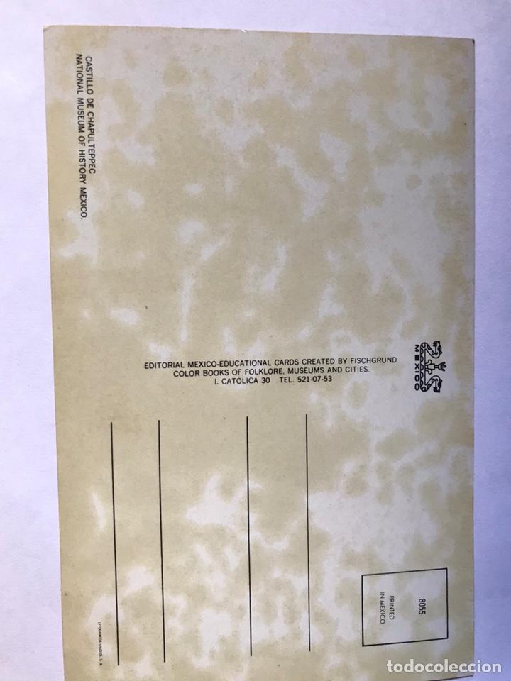 Postales: 14 postales de México - Foto 26 - 144546468