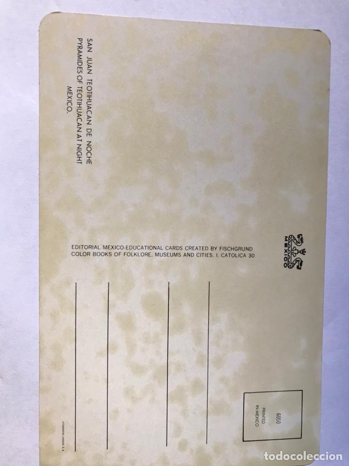 Postales: 14 postales de México - Foto 28 - 144546468