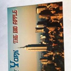 Postales: 6 POSTALES DE NUEVA YORK, SIN ESCRIBIR.. Lote 144547534