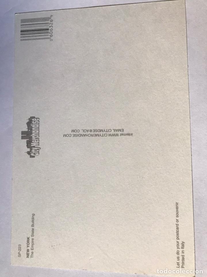 Postales: 6 postales de Nueva York, sin escribir. - Foto 2 - 144547534