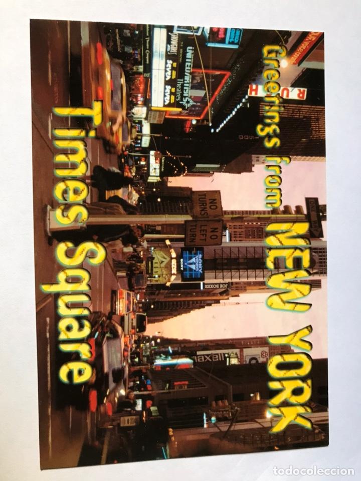 Postales: 6 postales de Nueva York, sin escribir. - Foto 7 - 144547534