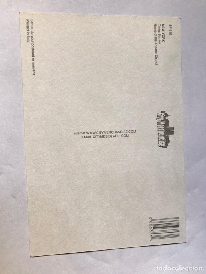Postales: 6 postales de Nueva York, sin escribir. - Foto 8 - 144547534