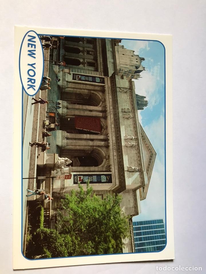 Postales: 6 postales de Nueva York, sin escribir. - Foto 9 - 144547534