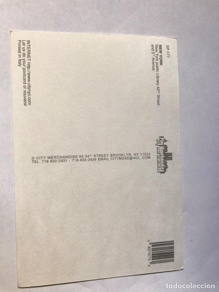 Postales: 6 postales de Nueva York, sin escribir. - Foto 10 - 144547534