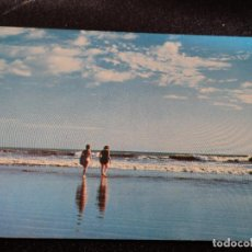 Postales: PLAYA DE MONTELIMAR NICARAGUA. Lote 145327282