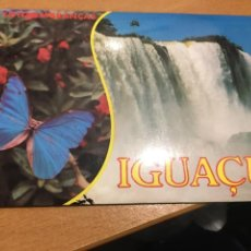 Postales: LOTE DE 6 POSTALES DE IGUAZÚ. Lote 145340226