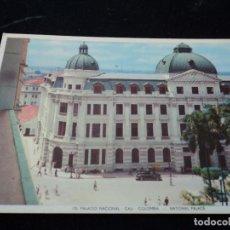 Postales: PALACIO NACIONAL, CALI, COLOMBIA . Lote 145352994