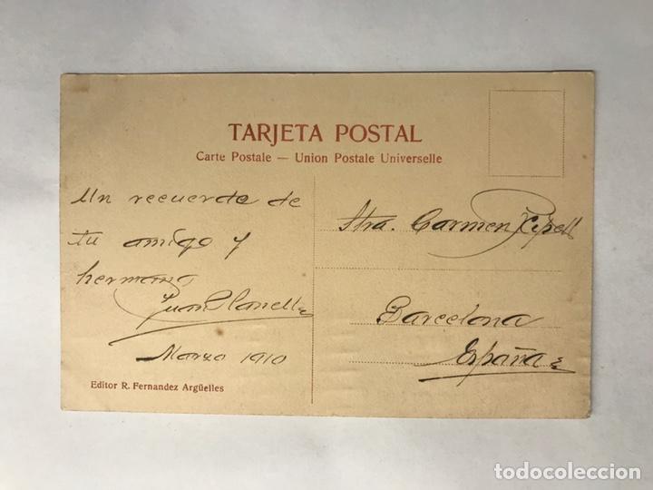 Postales: ROSARIO TALA. Entre Ríos (Rep. Argentina) Postal, Calle General Racedo Edita: R. Fernández Arguelles - Foto 2 - 146604629