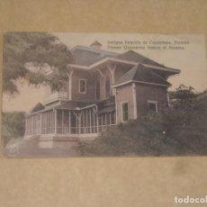 Postales: ANTIGUA POSTAL REPUBLICA PANAMA- ESTACION DE CUARENTENA- FORMER QUARANTINE-STATION- ORIGNAL. Lote 146691402