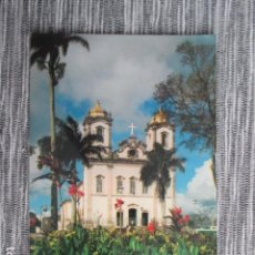 Postales: 6083 BRESIL BRASIL BRAZIL BRASILE SALVADOR IGREJA DO SENHOR DE BONFIM. Lote 147103534