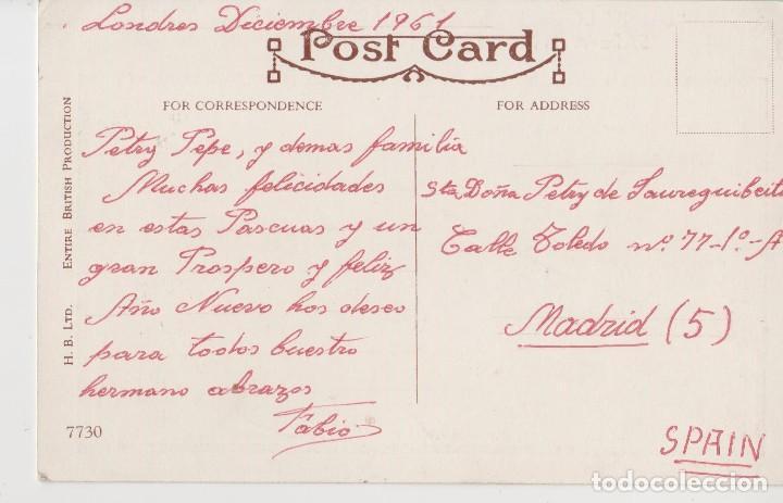 Postales: POSTALES POSTAL HUMOR AÑOS 60 GRAN BRETAÑA LONDRES - Foto 2 - 147538290