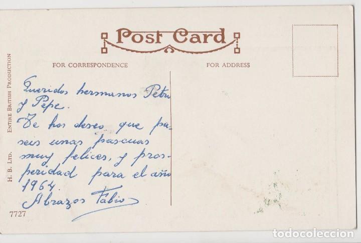 Postales: POSTALES POSTAL HUMOR AÑOS 60 GRAN BRETAÑA LONDRES - Foto 2 - 147538322