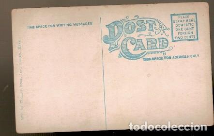 Postales: Estados Unidos ** & Postal, Fábrica de Durgin, Concord N.H (6886) - Foto 2 - 147649154