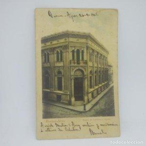 1905. Buenos Aires. Argentina. Banco de Londres y Brasil