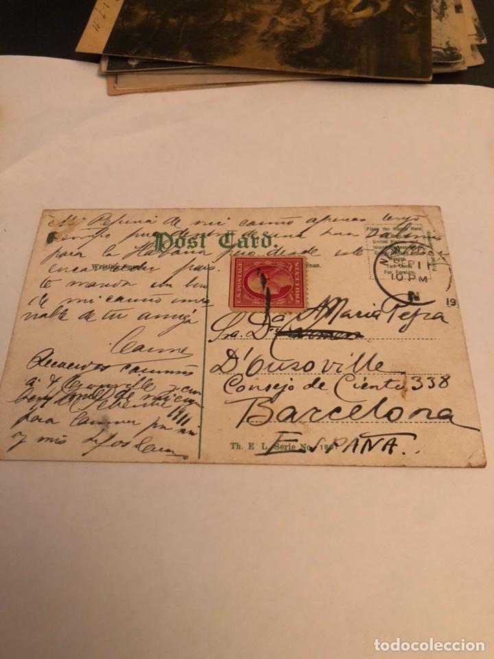 Postales: Antigua postal de Nueva York - Foto 2 - 148244978