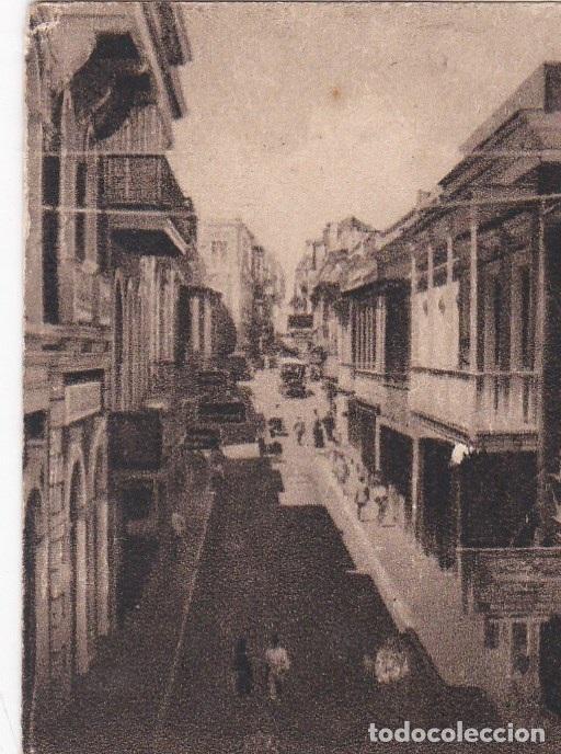 POSTAL ORIGINAL. DÉCADA 30. PUERTO RICO. SAN JUAN. CALLE CRUZ. Nº 1567 (Postales - Postales Extranjero - América)