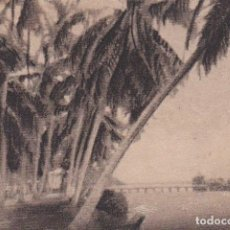 Postales: POSTAL ORIGINAL. DÉCADA 30. VENEZUELA. MARACAIBO. PUNTA LEIBA. Nº 1837. Lote 148439878
