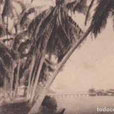 Postales: POSTAL ORIGINAL. DÉCADA 30. VENEZUELA. MARACAIBO. PUNTA LEIBA. Nº 1837. Lote 148449838