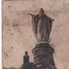 Postales: POSTAL ORIGINAL. DÉCADA 30. CHILE. SANTIAGO. VIRGEN DE SAN CRISTOBAL. Nº 1957. Lote 148640646