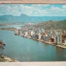 Postales: POSTAL BRASIL TURISTICO-03 VITORIA-PORTO DE VITORIA. Lote 149799954