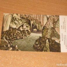 Postales: POSTAL DE LAS CUEVAS DE MATANZAS ( CUBA ). Lote 151630730