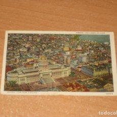 Postales: POSTAL DE LA HABANA. Lote 151630966