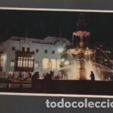 Postales: BUENA POSTAL DE LIMA PERÚ - PILETA EN LA PLAZA D ARMAS - Nº 49 D UDO SCHACK - 1975. Lote 151876586