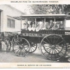 Postales: GUANABACOA-HABANA-R.CUBA. Lote 152004566