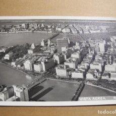 Postales: VISTA AÉREA. RECIFE. BRAZIL ESCRITA 1962. Lote 152041558