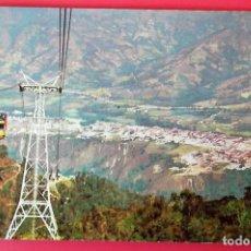 Cartes Postales: MÉRIDA (VENEZUELA). 13 TELEFÉRICO AL PICO ESPEJO (ANDES VENEZOLANOS). USADA CON SELLO. COLOR. Lote 152788205