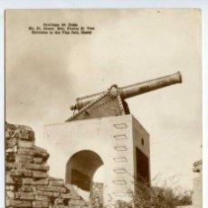 Cartes Postales: SANTIAGO DE CUBA. Nº 31. CANEY, ENTRADA FUERTE EL VISO, POSTAL FOTOGRÁFICA. Lote 155378618