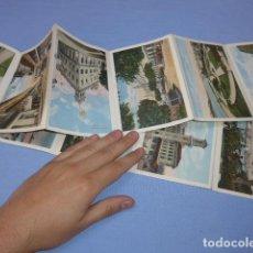 Postales: * LOTE LIBRITO VISTAS POSTAL DE PRINCIPIOS SIGLO XX DE CUBA 1900S, EPOCA GUERRA, POSTALES. ZX. Lote 155509218