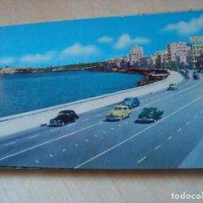 Postales: LOTE DE 10 POSTALES DE CUBA AÑOS 50 . Lote 156828806