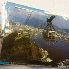 Cartoline: BJS.LINDA POSTAL RIO DE JANEIRO - BRASIL.CIRCULADA.COMPLETA TU COLECCION.. Lote 156952598