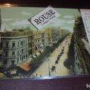 Postales: ARGENTINA - BUENOS AIRES . AVENIDA DE MAYO - CIRCULADA 1908 - REVERSO SIN DIVIDIR 14X9 CM. . Lote 159680246