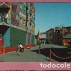 Postales: BONITA POSTAL DE ARGENTINA - BUENOS AIRES LA BOCA - CAMINITO DE COLOR POST-CARD GRAFICA SA. Lote 159701858