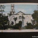 Postales: TUMACO-COLOMBIA-PARQUE COLON Y IGLESIA-POSTAL ANTIGUA-VER FOTOS(58.737). Lote 161151006