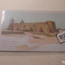 Postales: MEXICO - ISLETA NEW MEXICO - THE OLD MISSION - 14X9 CM. . Lote 162902450
