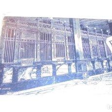 Postales: MEXICO - PARTE INTERIOR DEL CORREO NUEVO - EDT. J.G. HATTON MEXICO D.F. CIRCULADA 1930 - 14X9 CM. . Lote 162903670