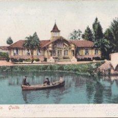 Postales: QUITO (ECUADOR) - ALAMEDA. Lote 163522998