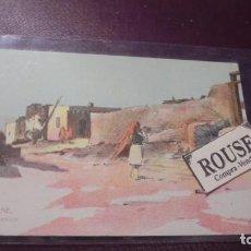 Postales: MEXICO - STREET SCENE LAGUNA NEW MEXICO - 14X9 CM. . Lote 163865890