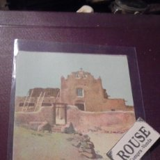 Postales: MEXICO - THE MISSION AT LAGUNA NEW MEXICO - 14X9 CM. . Lote 163866306
