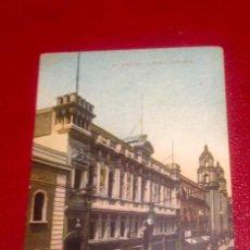 Postales: ANTIGUA POSTAL DE MÉXICO CASINO ESPAÑOL MÉJICO POSTAL COLOREADA 1916 . Lote 164873014
